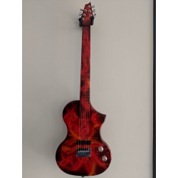 JIMMI GUITAR TWO SIDED