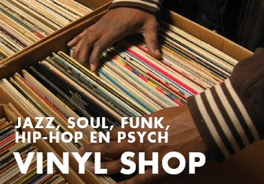 Jazz, Soul, Funk, Hip-Hop and Psych Records